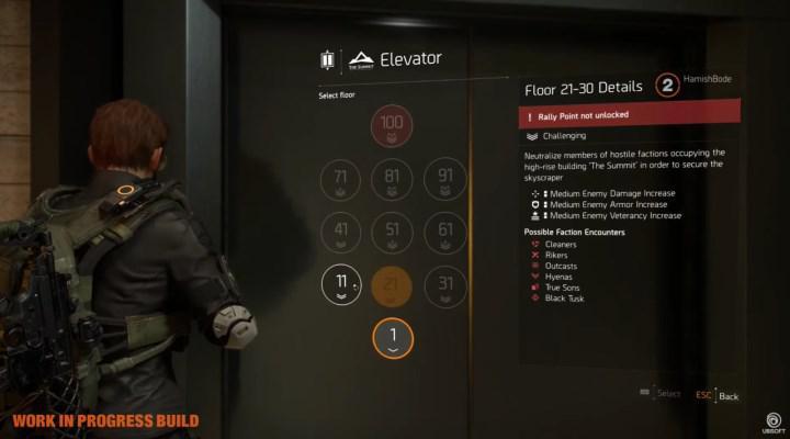 The Division 2, ilk oyun sonu moduna nihayet yakında kavuşuyor