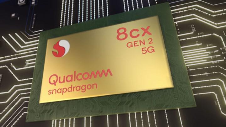 Snapdragon 8cx Gen 2 verimliliğe odaklanıyor