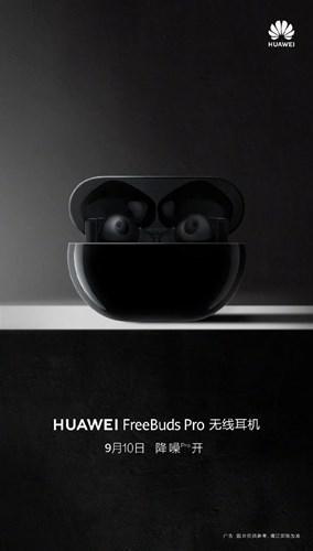 Huawei'den yeni tam kablosuz kulaklık geliyor: FreeBuds Pro
