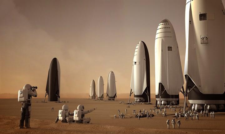Elon Musk: Mars'a gidenlerin ölme ihtimali yüksek