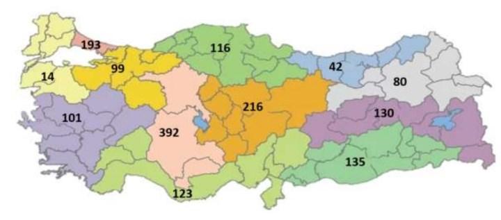 Bugün Covid-19 nedeniyle vefat eden kişi sayısı 50'yi geçti (4 Eylül)