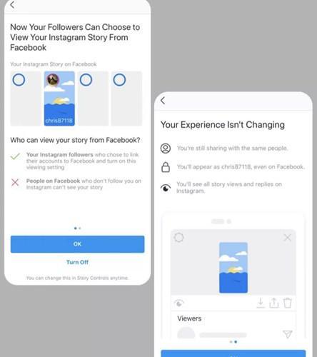 Facebook, Instagram hikayelerini doğrudan Facebook üzerinden görüntülemeyi test ediyor