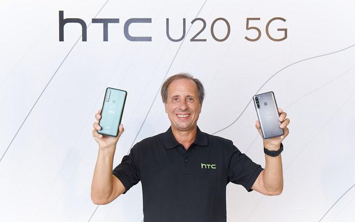 HTC CEO'su görevi bıraktı