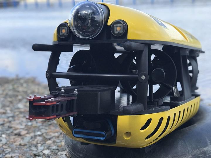 SeaClear projesi, okyanus tabanını robotlarla temizlemek için geliştiriliyor