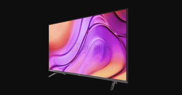 Xiaomi Mi TV Horizon Edition'ın temel özellikleri ve tasarımı sızdırıldı