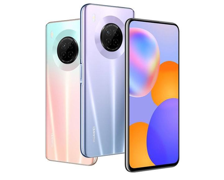 Huawei Y9a tanıtıldı: Çentiksiz ekran, 4 arka kamera, 40 watt şarj