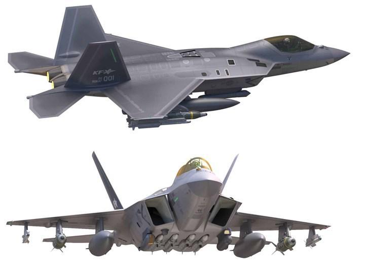 Güney Kore, 5.nesil milli savaş uçağı KF-X'in ilk prototip üretimine başladı