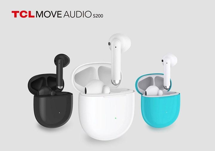 TCL MOVEAUDIO S200 tam kablosuz kulaklık modeli tanıtıldı