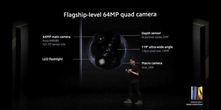 Xiaomi POCO X3 NFC tanıtıldı: İşte özellikleri
