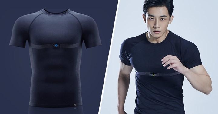 Xiaomi'den EKG çekebilen tişört