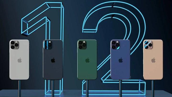 iPhone 12 serisinin kamera tasarımları ortaya çıktı