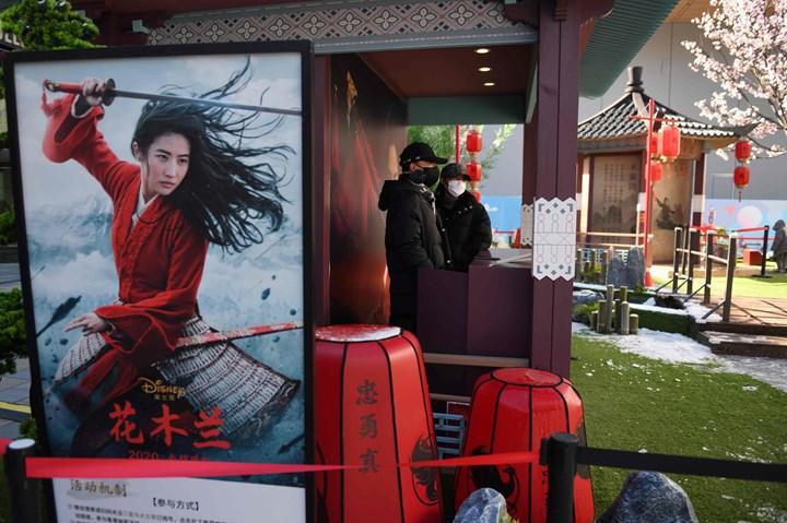 Mulan filmine Doğu Türkistan eleştirileri büyüyor