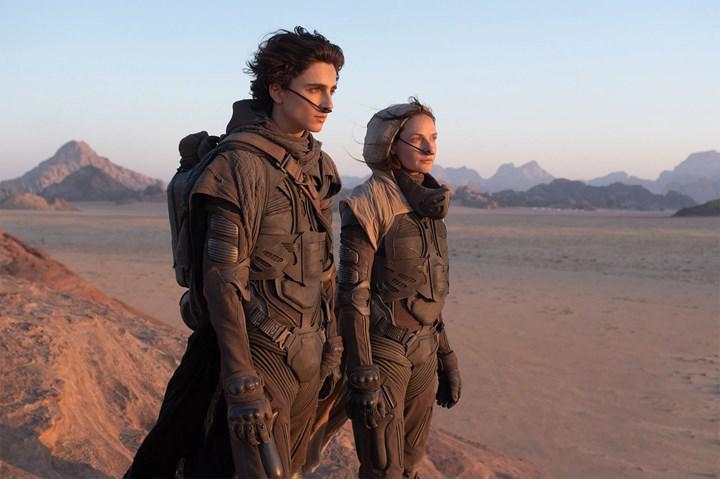Heyecanla beklenen yeni Dune uyarlamasından ilk fragman yayınlandı