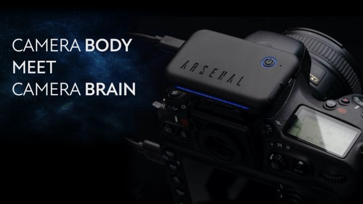 Arsenal 2 akıllı kamera desteği yine bağış rekoru kırdı