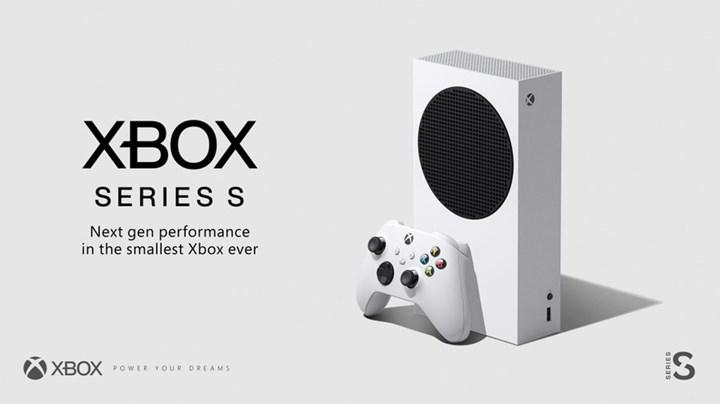 Xbox Series S fiyatı resmiyet kazandı