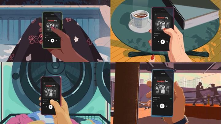 Spotify, Türkiye'deki ilk TV reklamını yayınladı