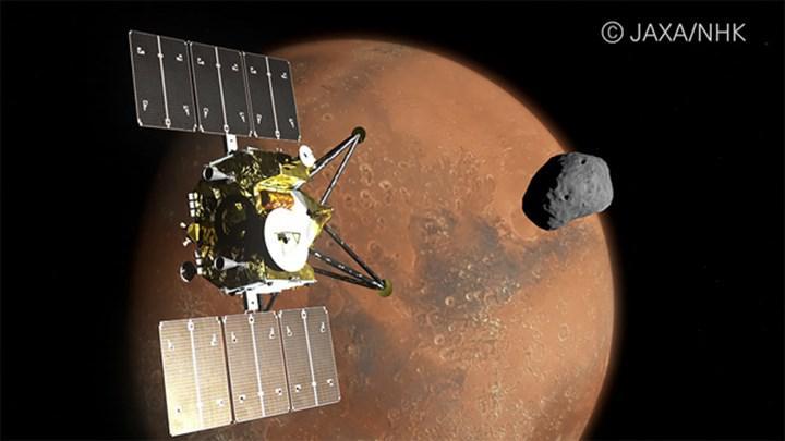 Japonya, Mars'a 8K çözünürlükte kameralar gönderecek