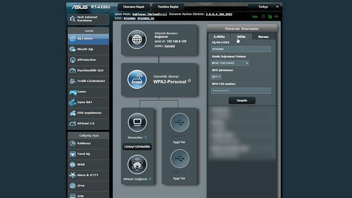 Ping düşüren router'ı bulduk 'ASUS RT-AX86U incelemesi'