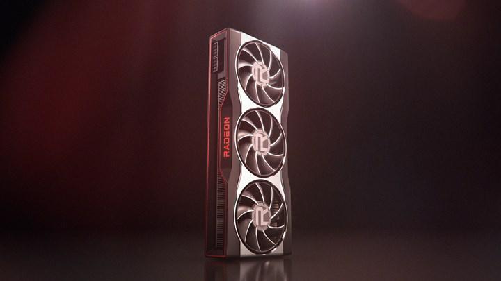 AMD RX 6000 ekran kartı tasarımını paylaştı
