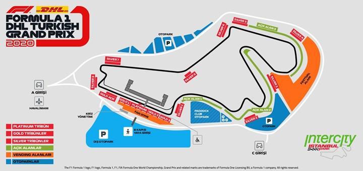 F1 Türkiye GP biletleri yüzde 50 indirimli olarak satışa çıktı