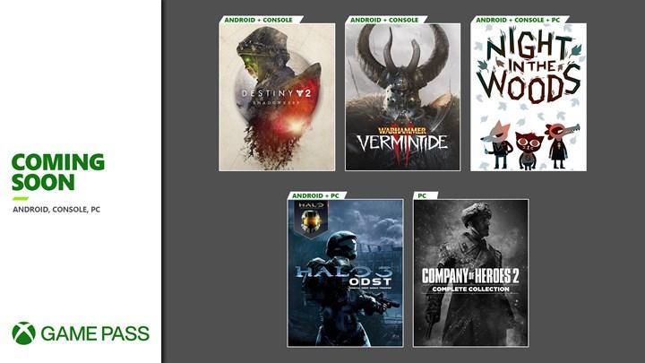 Xbox Game Pass'e eylül ayı içinde eklenecek yeni oyunlar açıklandı