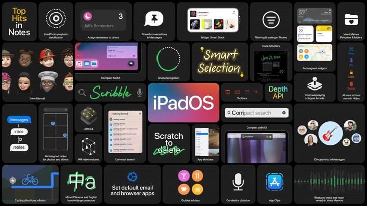 iPadOS 14 çıkış tarihi açıklandı!