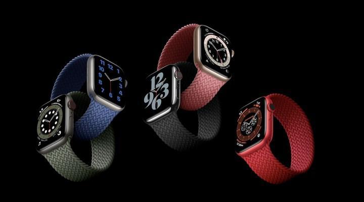 Apple Watch Series 6 tanıtıldı: Ruh sağlığınız artık Apple Watch'a emanet!