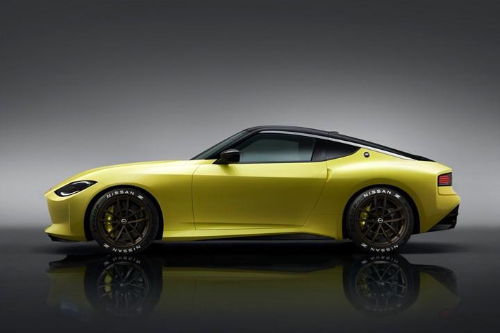 Tasarımıyla köklerine ışık tutan yeni Nissan Z Proto tanıtıldı