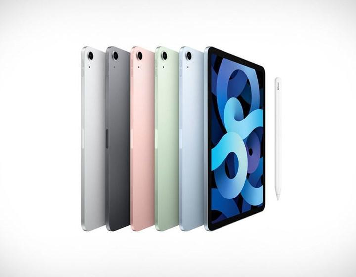 Yeni nesil iPad Air'in yüksek çözünürlüklü duvar kağıtları [Galeri]
