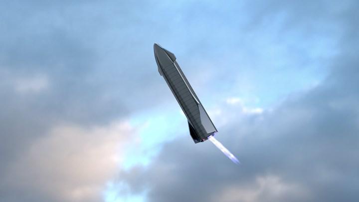 SpaceX, Starship'te vites artırıyor: 20 kilometre yüksekliğe çıkacak