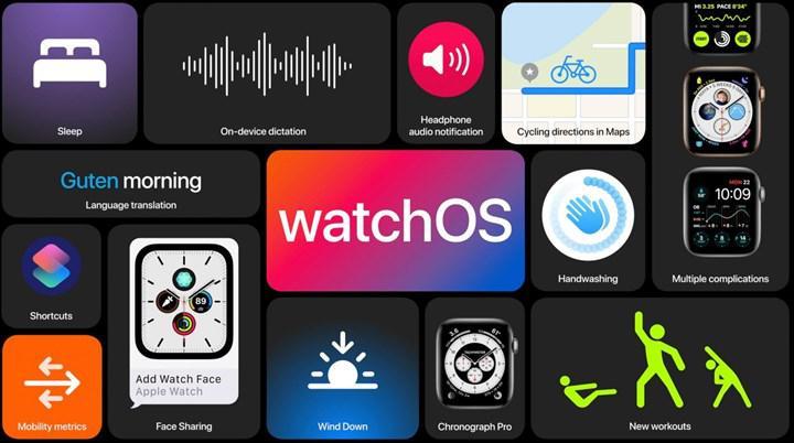 Apple Watch'lara uyku takibi özelliği getiren watchOS 7 güncellemesi çıktı!