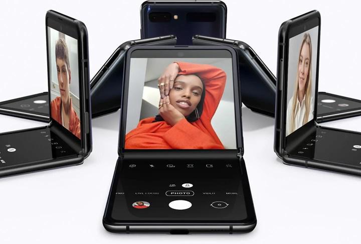 Galaxy Z Flip 2 daha büyük dış ekran ve batarya ile geliyor