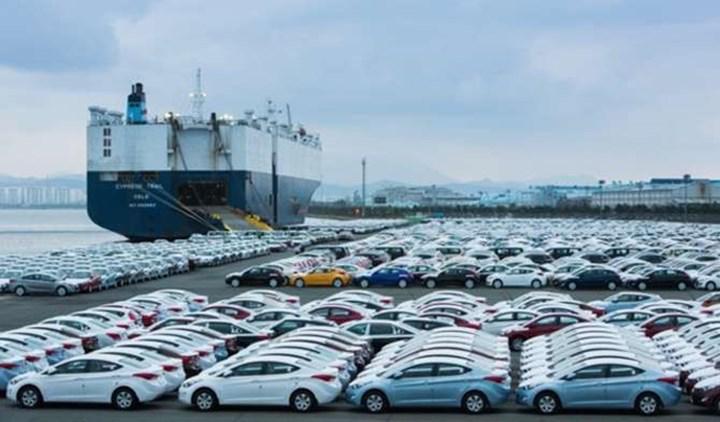 Yılın ilk 8 ayında Türkiye'nin en çok binek otomobil ihraç ettiği ülke Fransa oldu