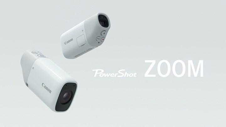 Canon yeni teleskopik kamerasını duyurdu