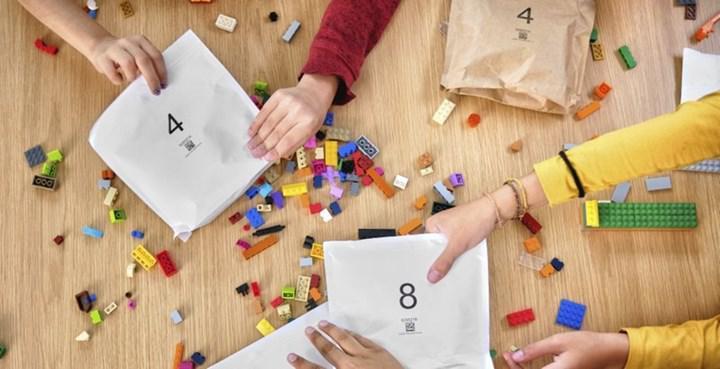 LEGO, oyuncak parçalarının paketlerinde plastik kullanmayı bıraktığını duyurdu