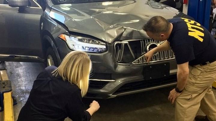 Uber kazasında test sürücüsü suçlu bulundu