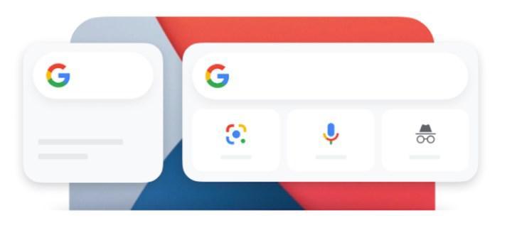 Google arama widget'ı iOS 14 ile birlikte iPhone'lara geldi