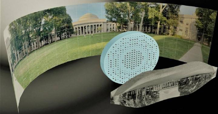 Araştırmacılar, dünyanın ilk düz ve süper ince balıkgözü lensini duyurdu