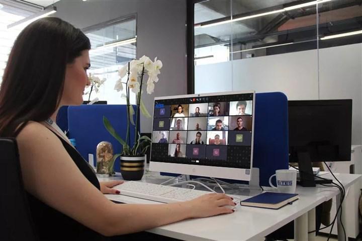 ASELSAN'ın video konferans uygulaması BizBize, ilk sınavdan geçti