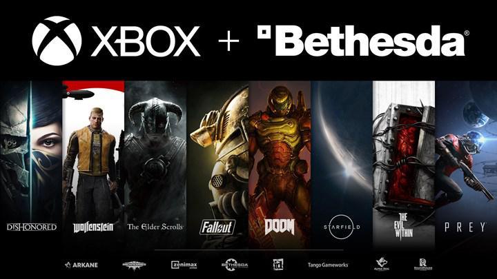 Microsoft, Bethesda'yı satın aldı! Eski ve yeni tüm oyunlar Game Pass'e gelecek