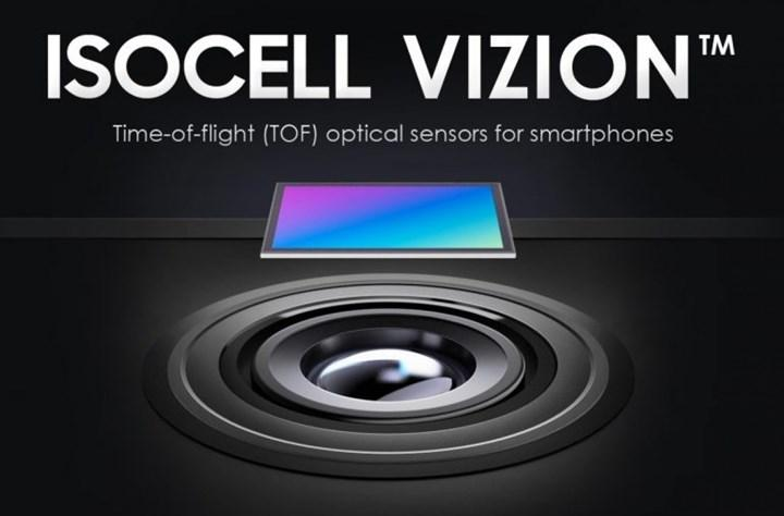 Samsung kendi 3D ToF sensörünü geliştiriyor
