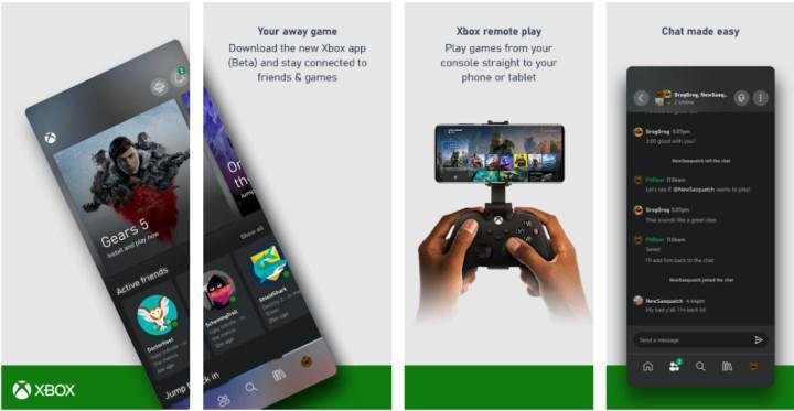 Xbox kontrol uygulaması Android için indirmeye sunuldu