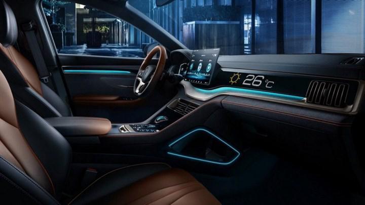 Çinli üretici BYD'den yepyeni SUV model: BYD Song Plus
