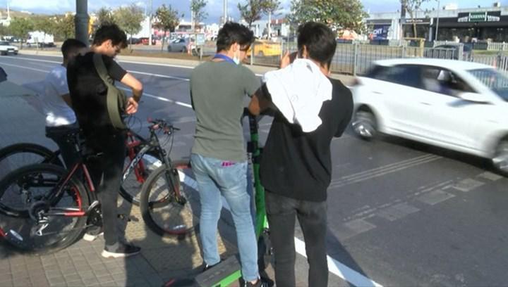 İstanbul'da elektrikli scooter ile ölümlü kaza
