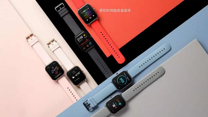 Apple Watch rakibi Amazfit GTS 2 geldi