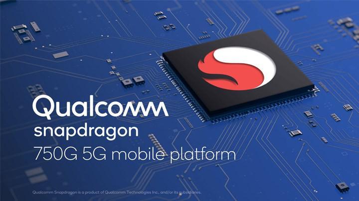 Snapdragon 750G 5G yonga seti duyuruldu