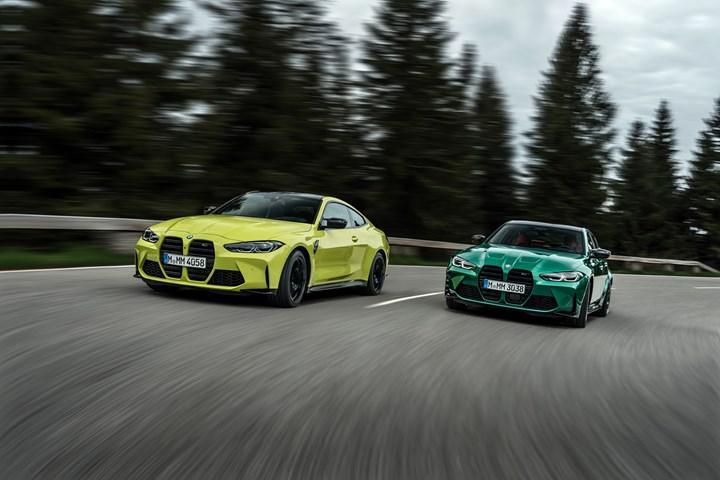 2021 BMW M3 ve M4'ün örtüsü kaldırıldı: Yepyeni tasarım, yüksek performans