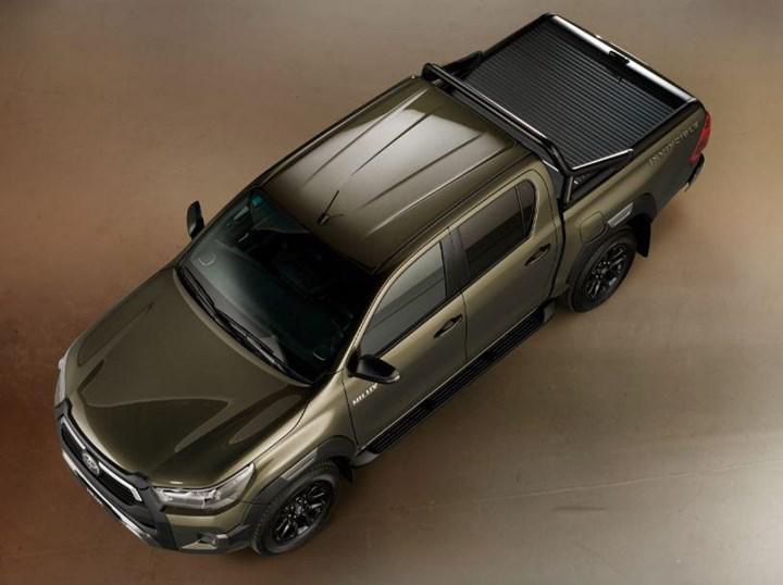 Makyajlı 2020 Toyota Hilux Türkiye'de: İşte fiyatı ve özellikleri