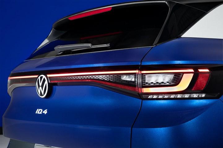 Volkswagen ID.4 SUV resmen tanıtıldı: Türkiye'de satılacak ilk elektrikli Volkswagen