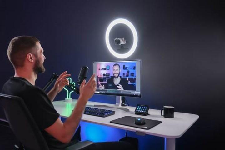 Elgato yayıncılar için LED aydınlatma halkasını duyurdu